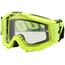 100% Accuri Goggle Anti Fog Clear Lens / fluo yellow